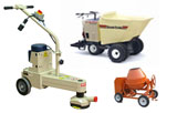 Concrete Equipment Rentals in Parma Heights & North Ridgeville OH