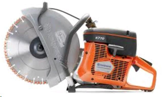 Where to find SAW, CUTOFF 14  GAS,HUSQV, K770 in Cleveland