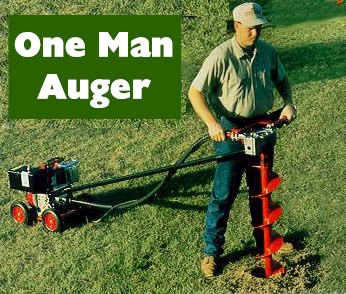 Where to find AUGER, 1-MAN, 8 H.P. in Cleveland