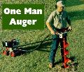 Where to rent AUGER, 1-MAN, 8 H.P. in Cleveland OH