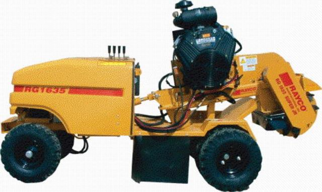 Where to find GRINDER, STUMP, 25HP in Cleveland