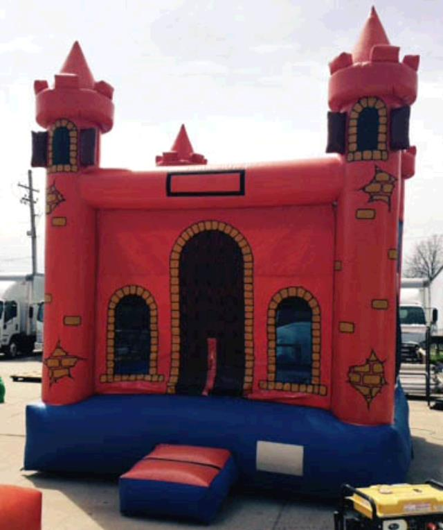 Where to find INFLATABLE, CASTLE in Cleveland