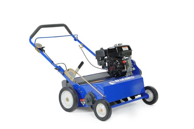 Where to find OVERSEEDER, LAWN 5 HP in Cleveland