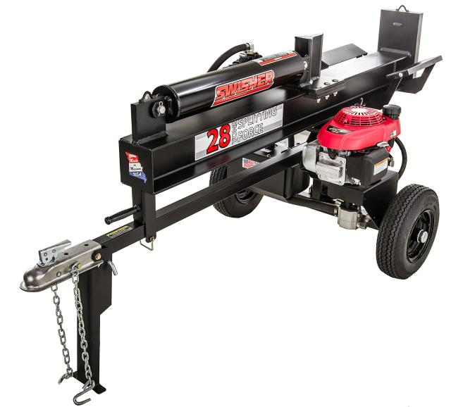 Where to find LOG SPLITTER, HORZ., 22 TON in Cleveland