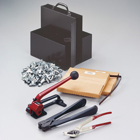Where to find BANDING KIT W  CRIMPING  TOOL in Cleveland