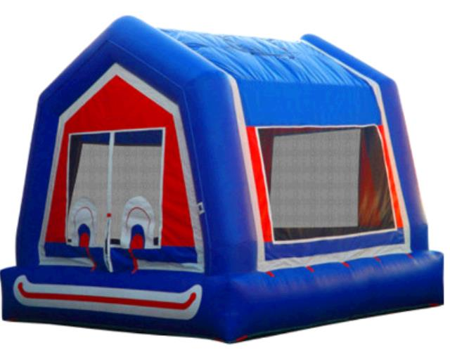 Where to find INFLATABLE, CLOWN HOUSE in Cleveland