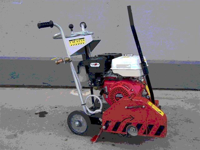 Where to find SAW, WALK BHND-CONCRETE 13HP in Cleveland