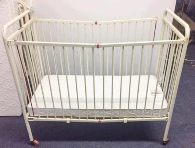 Where to find FOLDING CRIB - FOR SALE ONLY in Cleveland