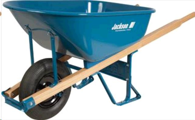 Where to find WHEELBARROW, 6CF in Cleveland