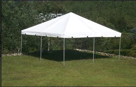 Where to find 15  X 15  FRAME TENT - FOR SALE in Cleveland