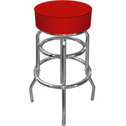 Where to find RED BARSTOOL - FOR SALE ONLY in Cleveland