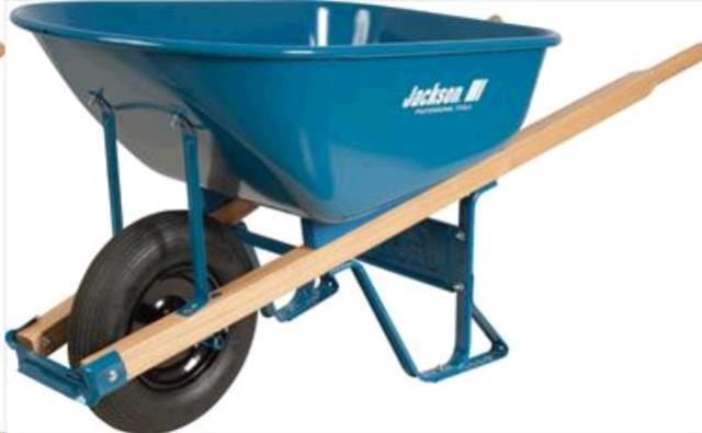 Where to find WHEELBARROW, 5.5 CF in Cleveland