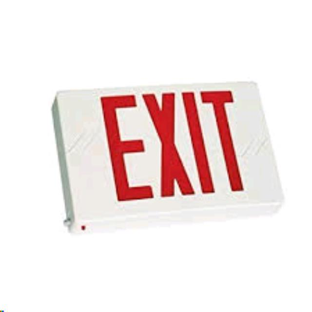 Where to find LIGHT, EXIT SIGN, TENT in Cleveland