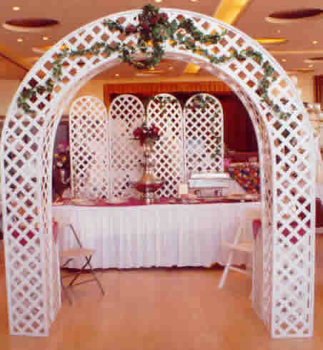 Where to find LATTICE BONNET ARCH in Cleveland