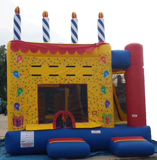 Where to find INFLATABLE, 5 IN ONE, BIRTHDAY CAKE in Cleveland